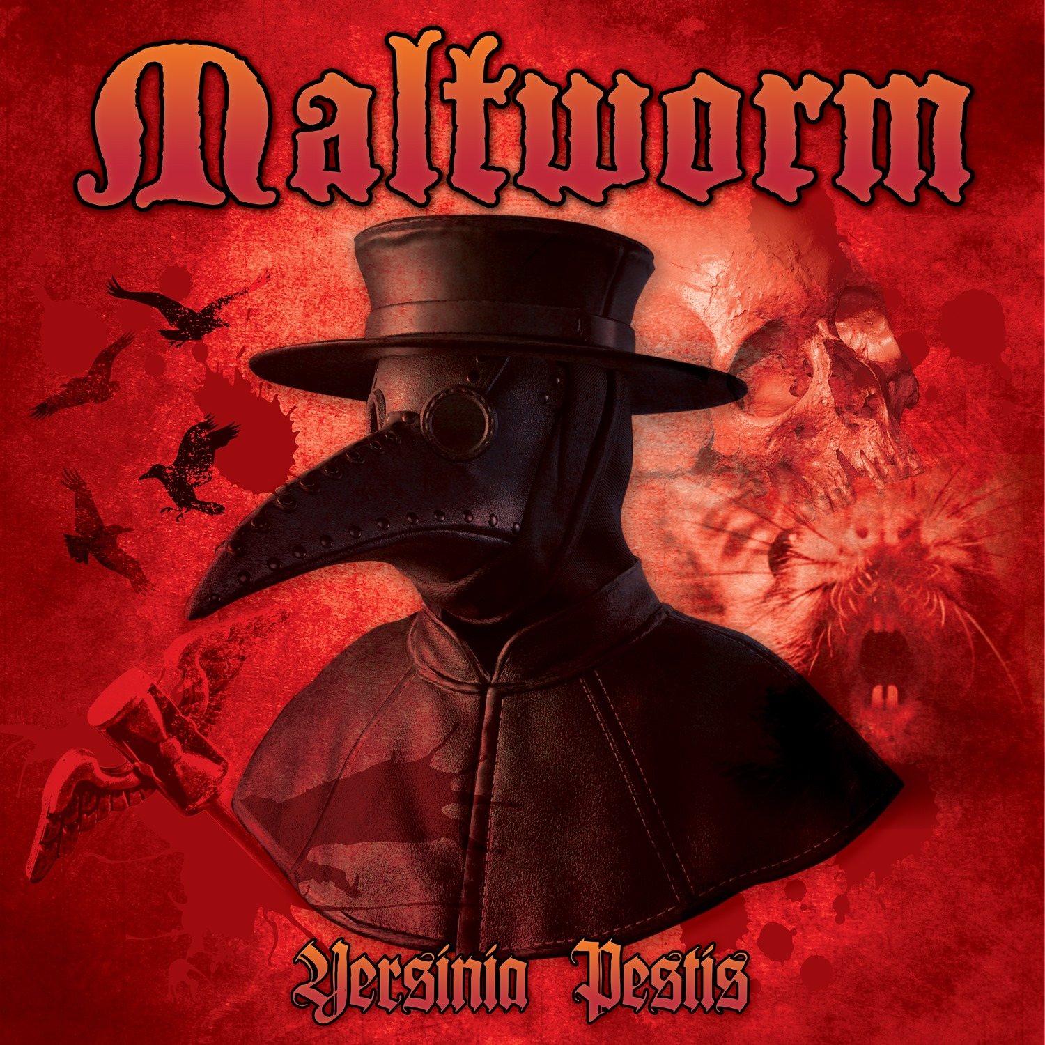 Maltworm - Yersinia Pestis (Single 2019)